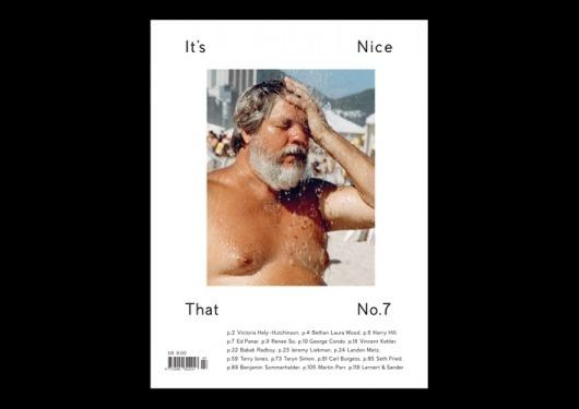 It's Nice That — It's Nice That No.7 #that #print #design #nice #its #publication #art #magazine