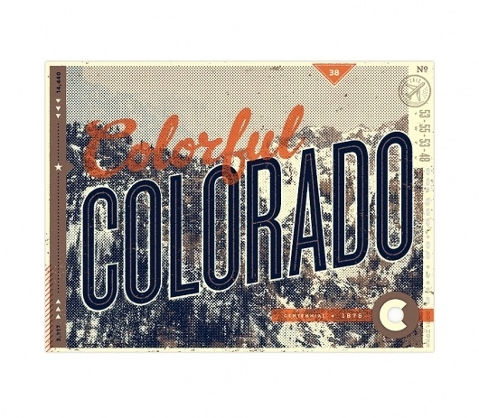 Colorado - The Everywhere Project #project #luke #everwhere #the #colorado #colorful #lisi