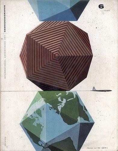 Erik Nitsche « Cooper Union Typography #nitsche #design #graphic #midcentury
