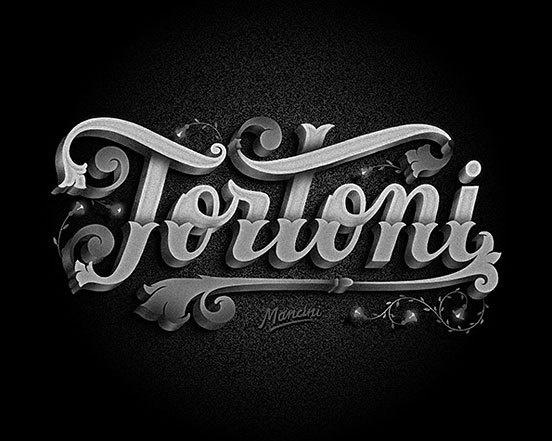 Fortoni #typography