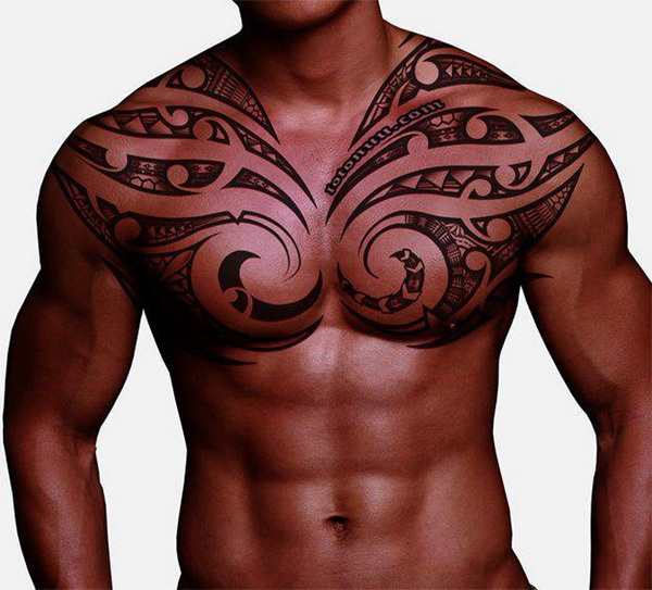 50+ Awesome Tribal Tattoo Designs #tribal #tattoo #designs