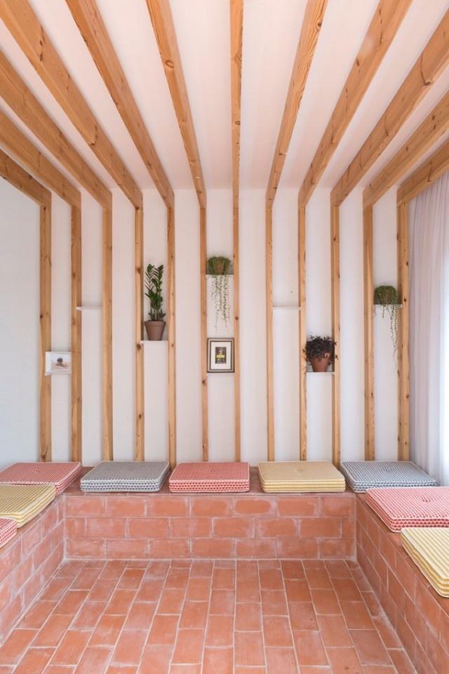 Rocha Apartment7 #interior #design #decor #deco #decoration