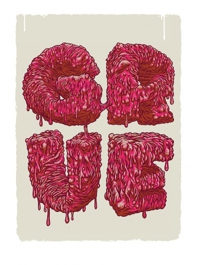 large-artwork-005-1.jpg (565×760) #goo #gore #grue #type #drip