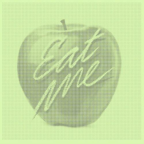 Design Envy · Alex Trochut's New Binary Prints Glow in the Dark #apple #in #the #glow #poster #dark