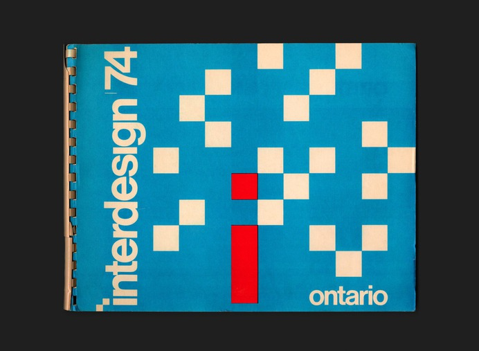 Interdesign '74 Ontario - Canada Modern
