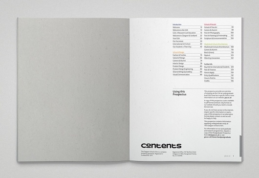 Colin Bennett #print #design #contents