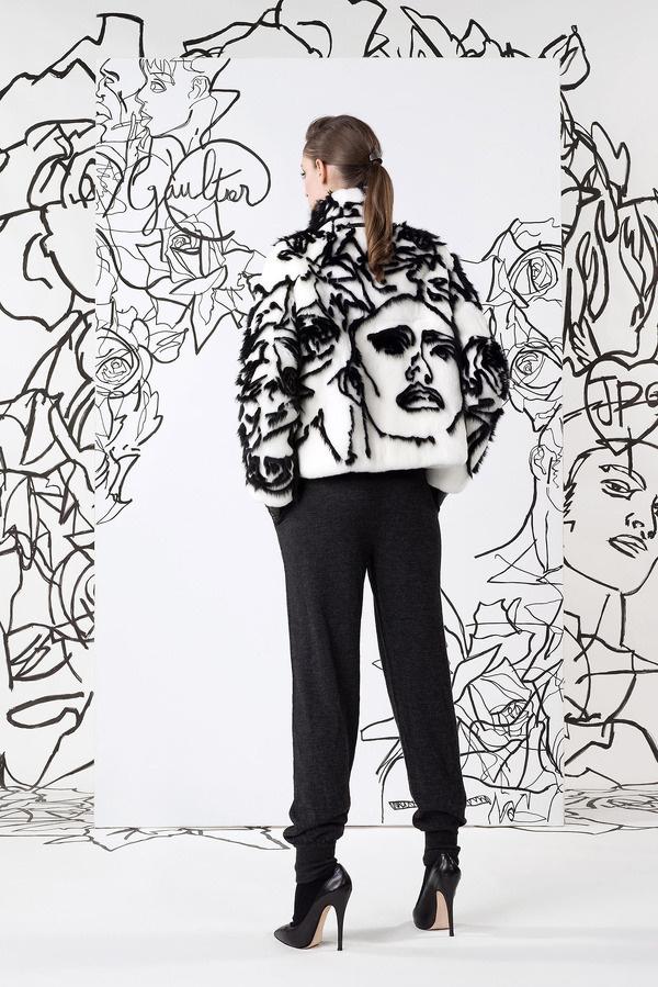 Mystic Bones #fashion #jacket #sketch