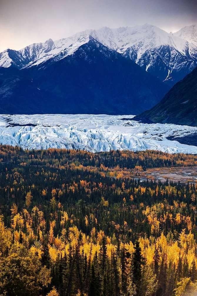 Alaska by Pete Wongkongkathep #inspiration #photography #nature