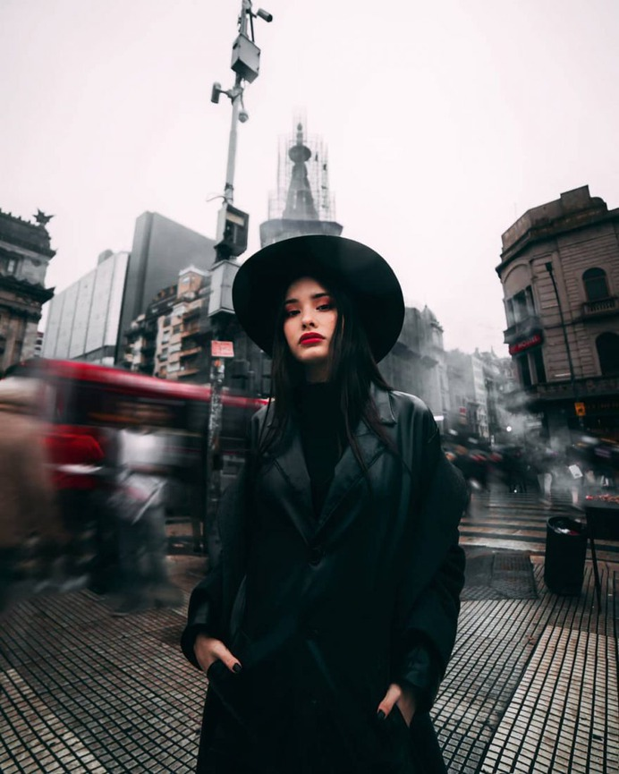 Marvelous Street Style Portrait Photography by Mauro Miy