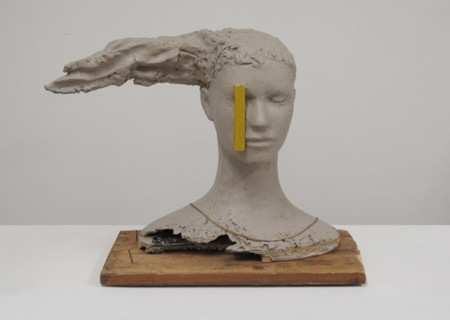 art installation, fine art, classic, jacob arden mcclure, conceptual art, mark manders, sculpture