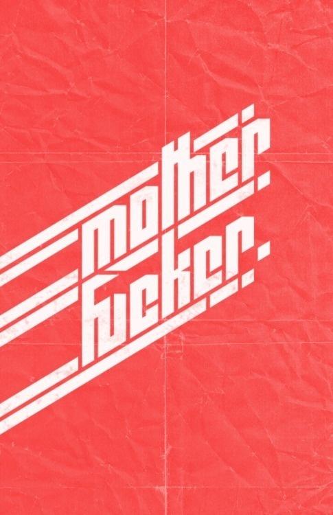 Tumblr #poster #typography