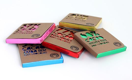 Student Work – Niamh Richardson #packaging #chocolate