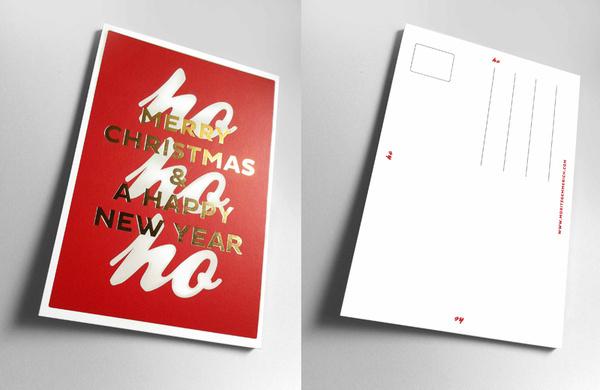 Christmas Cards : MORITZ GEMMERICH #moritz #gemmerich #print #design #graphic #christmas #cards