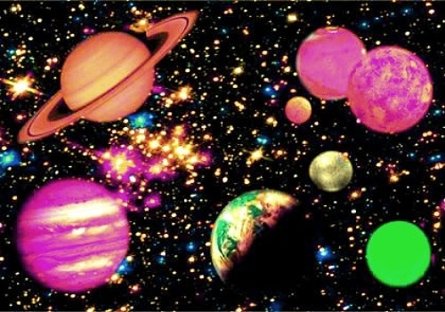 A B A T T O I R #psychadelic #colour #space