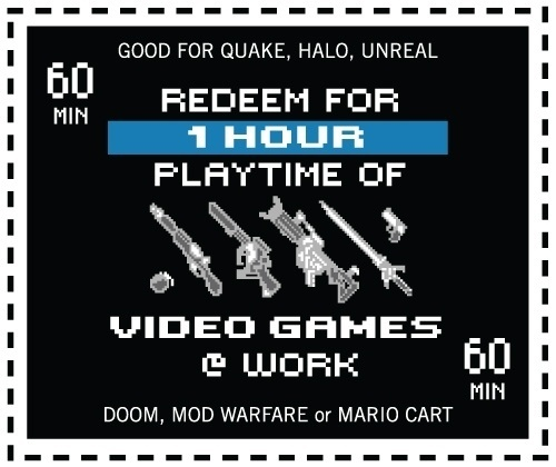The Gaming Coupon | Flickr - Photo Sharing! #coupon #quake #mario #unreal #doom #video #gaming #games #halo