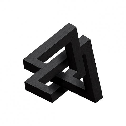 1511001268071670.jpg (567×567) #impossible #matte #black #wood #illustration