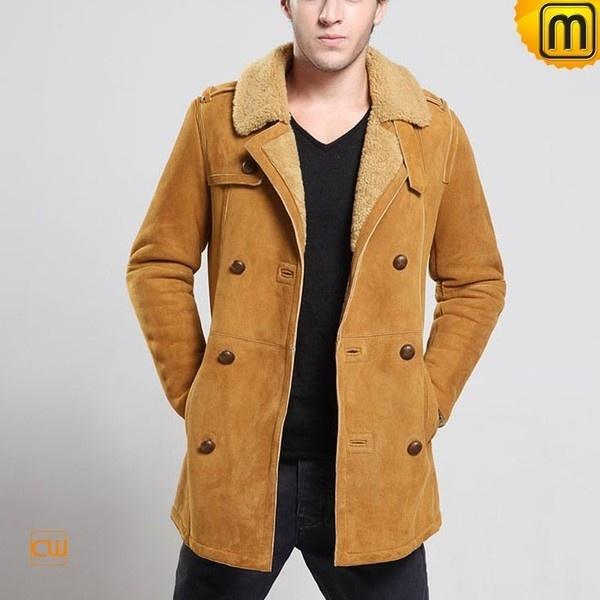 Leather Sheepskin Shearling Coats CW878265 #sheepskin #shearling #coats