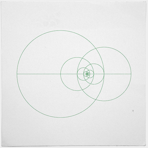 #373 Fibonacci orbits – A new minimal geometric composition each day