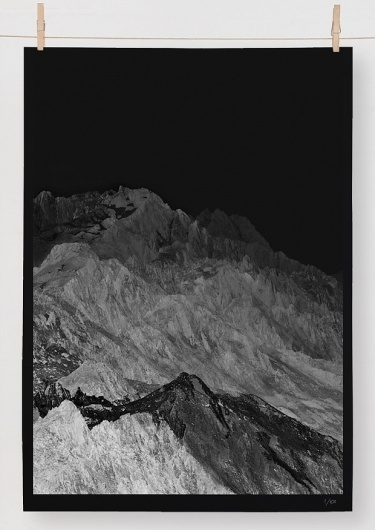 Editions of 100 — BRÉVENT #poster
