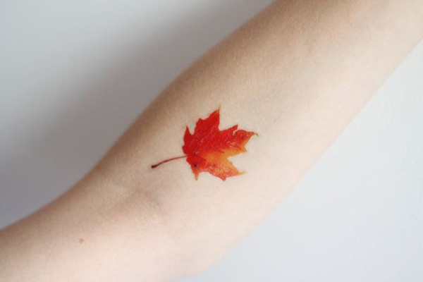 40 Unforgettable Fall Tattoos #fall #tattoos