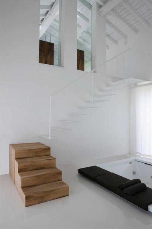 Private Loft by Dotti Pasini Architetti