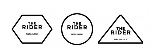 The Rider #logo #identity
