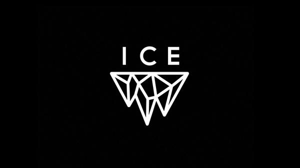 Ice Logo, by Michael Spitz