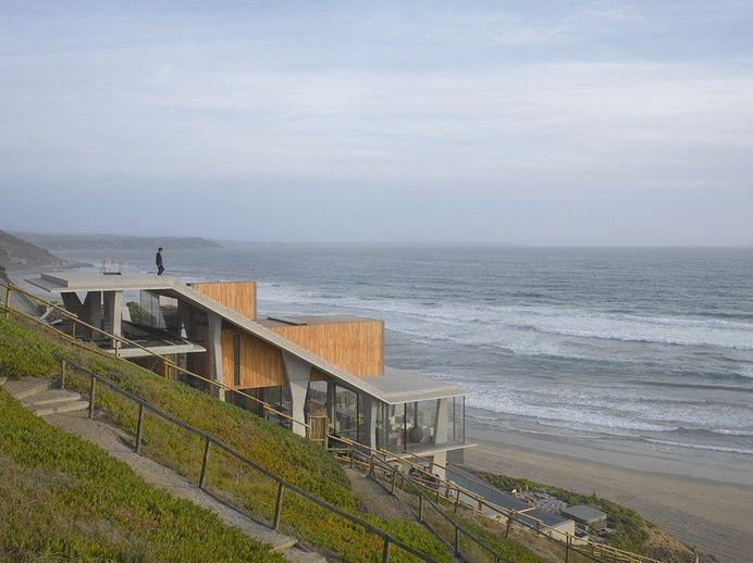 Ghat House in Chile, Max Núñez Arquitectos 1