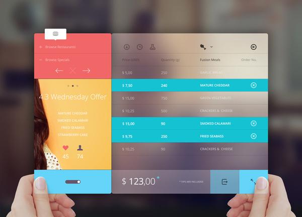 Digital_menu_bigger #digital