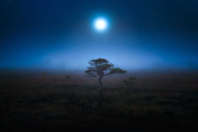 Lunar Effect: Incredible Nightscapes of Finland by Mika Suutari