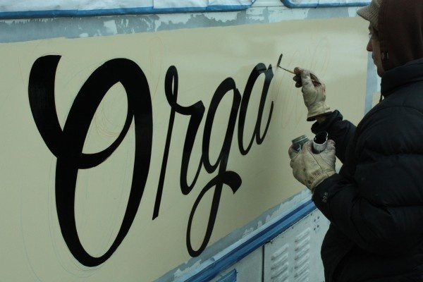 13_hand painted sign lettering typography inspiration All sizes   Organic   Flickr   Photo Sharing!