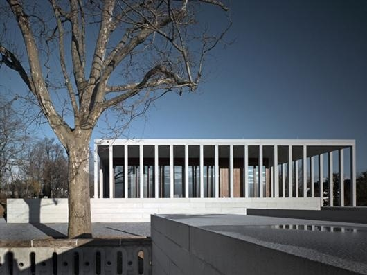 Museum of Modern Literature #museums #architecture #structure #facades