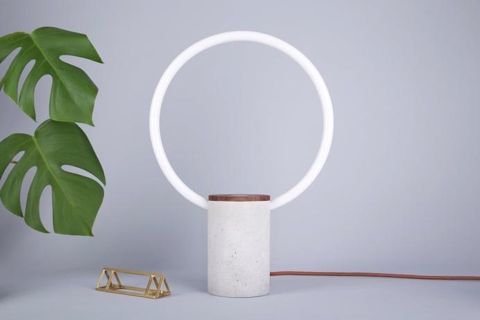 The Circle Lamp - Mindsparkle Mag