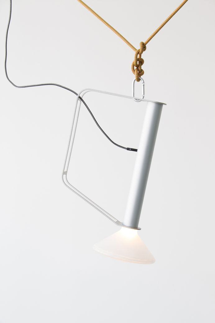 Piton Lamp by Tom Chung