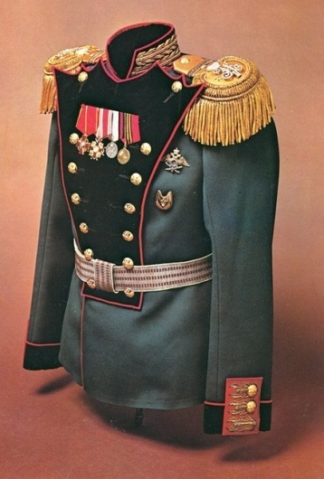Mollo_Russian_Officers_Tunic2.jpg (440×651) #awesomeness