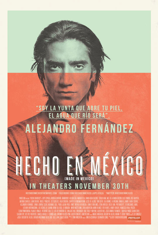 Hecho en Mexico Movie Trailers iTunes #movie #movies #photography #poster #film #promotion #typography