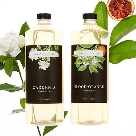 Botaniculture #packaging #botanical #label #cosmetics