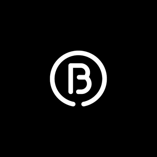 THE BEND on the Behance Network #bend #santos #the #letter #b #logo #henarejos