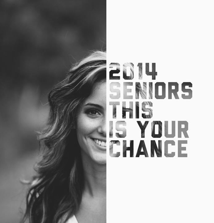 2014 Seniors Springfield mo #typography #photography #portrait