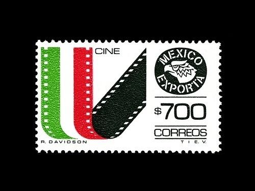 [rafdevis] - Axel Hütte #post #mexico #stamp