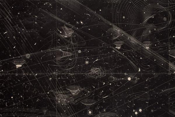 Marsha Cottrell #system #drawing #complex #galaxy