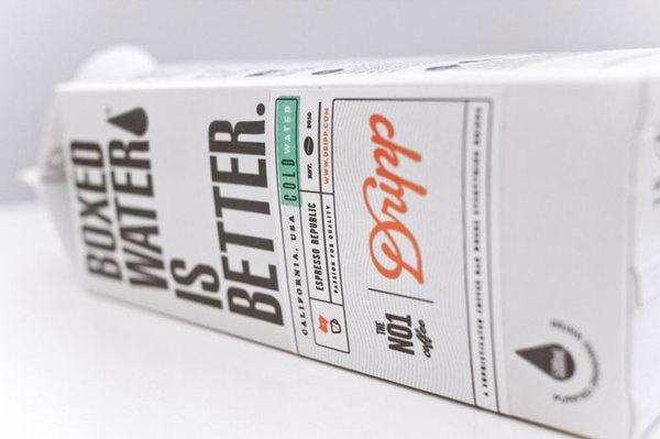 Dripp #packaging