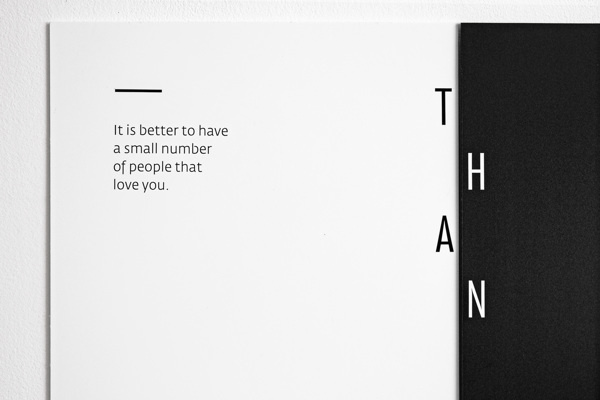 10 Things I Have Learned in 2013 #minimalist #croatia #2013 #design #graphic #clean #sagmeister #typographic #learn #poster #york #helvetica #new