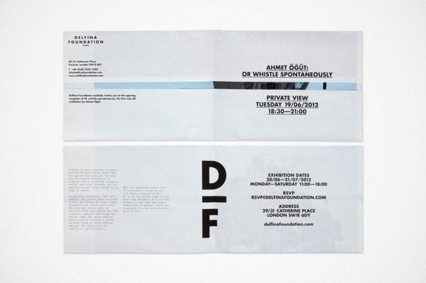 Delinfa_Invite_folded #spin #print #identity #stationery