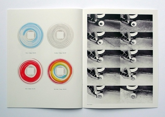 A Curious Catalogue — MICHAEL LEON STUDIO #skateboard #layout #leon #michael