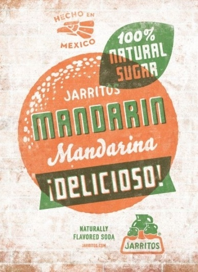 Jarritos: Mandarin   Ads of the World™ #jarritos