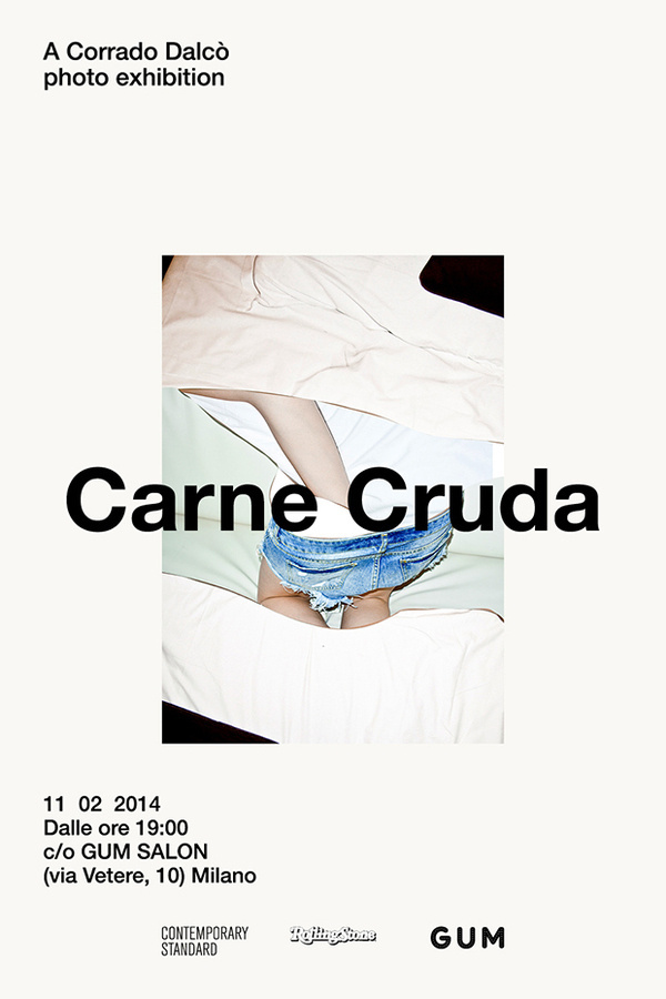 CarneCruda1 #poster