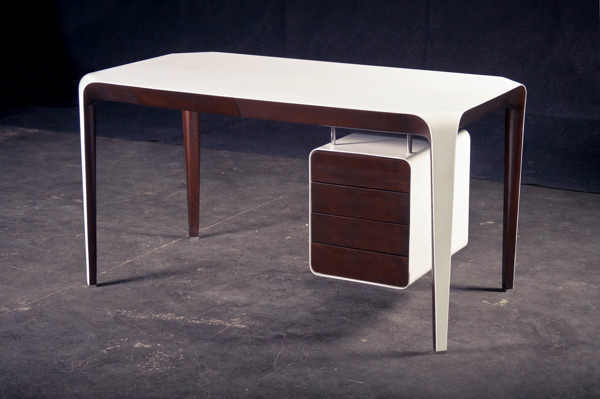 Aree by Vedran Erceg|Facebook pageThe Aree table was made as a part of a project called «Design in real environment» which was r #furniture #desk