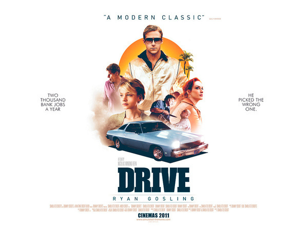 DRIVE | Flickr Photo Sharing! #movie #drive #poster