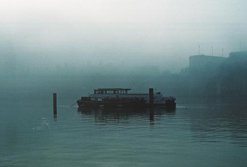 Thames 2007 on Flickr. #dusk #london #photography #film #thames #river #england